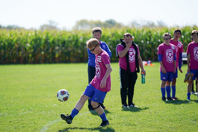 LB & Continental Boys' Soccer Kick for Cure (2019-10-05)