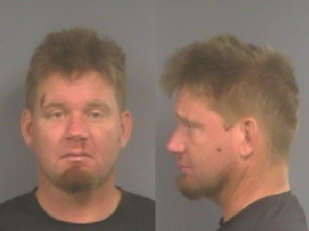 """. Matt Russell, the Denver Broncos\' director of player personnel, was arrested over the weekend after hitting two cars in Summit County � one of them a Breckenridge police car, The Denver Post has confirmed. Russell � who turned 40 on Friday � first ran into a car in Frisco on Saturday evening. A few minutes later, he rear-ended a police car as he approached Breckenridge. \""""I\'m ashamed that I represented this region and the Broncos organization in the manner that I did,\"""" Russell said in a statement released by the Broncos. \""""I take complete responsibility for my actions and will be fully accountable. Going forward, I will take steps to ensure this never happens again.\""""  The officer in the Breckenridge Police Department SUV � a Chevrolet Tahoe � was injured in the crash, said Trooper Nate Reid, a Colorado State Patrol spokesman.  Russell hit the police SUV about 7:24 p.m. Saturday near the intersection of Colorado Highway 9 and Fairview Boulevard.  The officer was taken to a local hospital, treated and released, Reid said. Further details on the injuries were not available.  Russell, who was driving a 2008 Toyota Tundra, was arrested and booked into Summit County Jail."""