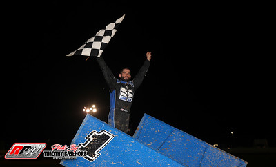 Trailway Speedway - 8/27/21 - Timothy Basehore