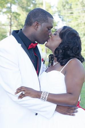 Eonte and Amitrice Wedding