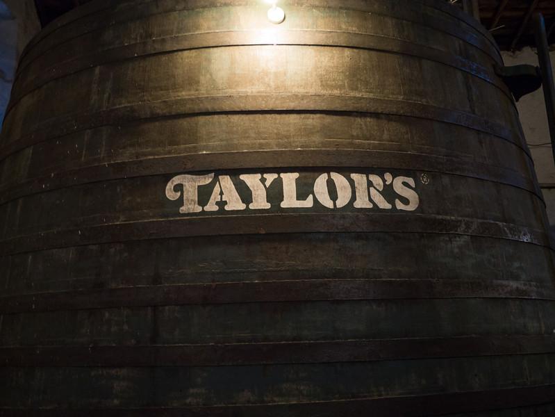 Taylor's port barrel