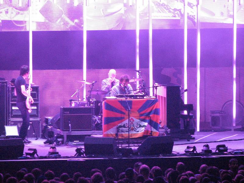 Radiohead 2008 Nissan Pavilion 133