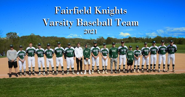 Fairfield Knights Varsity Team 2021