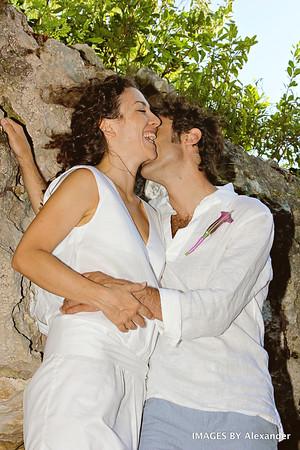 Davide & Serena | Destination Wedding | Exuma Point Beach | Exuma, Bahamas