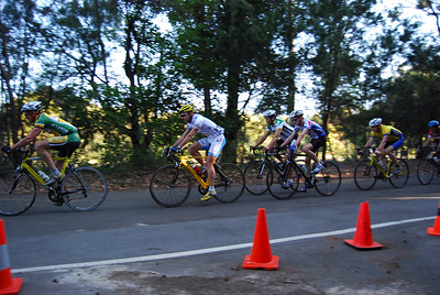 Sutherland Shire Cycle Club Friday Night Crits 28/12/07