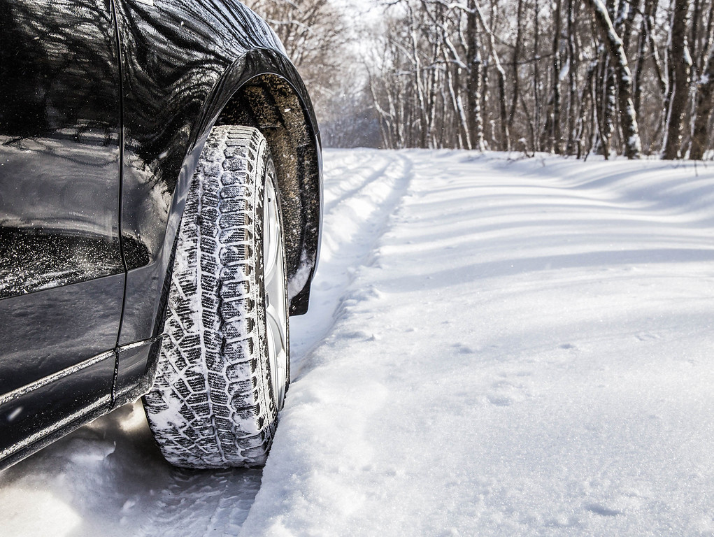 . If necessary, replace tires with all-weather or snow tires. (Metro Creative Connection)