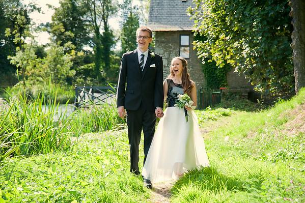 Laura & Lyndon - Forbes of Kingennie
