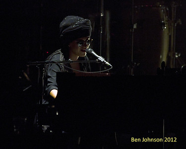 Melody Gardot Merriam Theater Philadelphia 2012