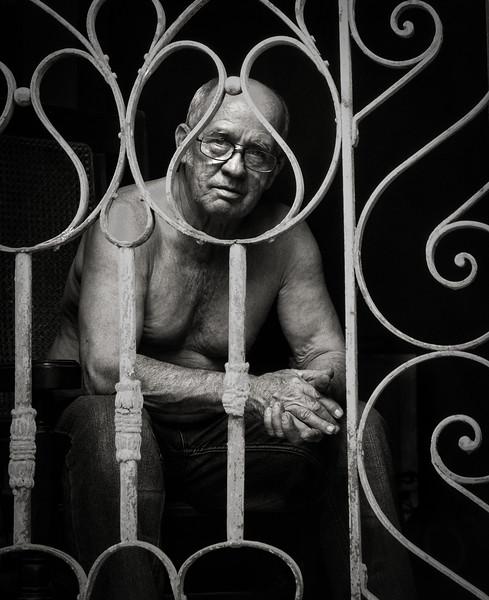 Trapped in Cuba