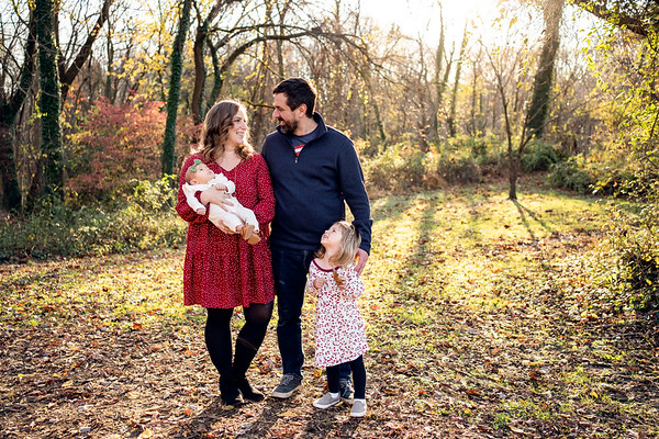Lindsey and Jeff - Family Mini 2020