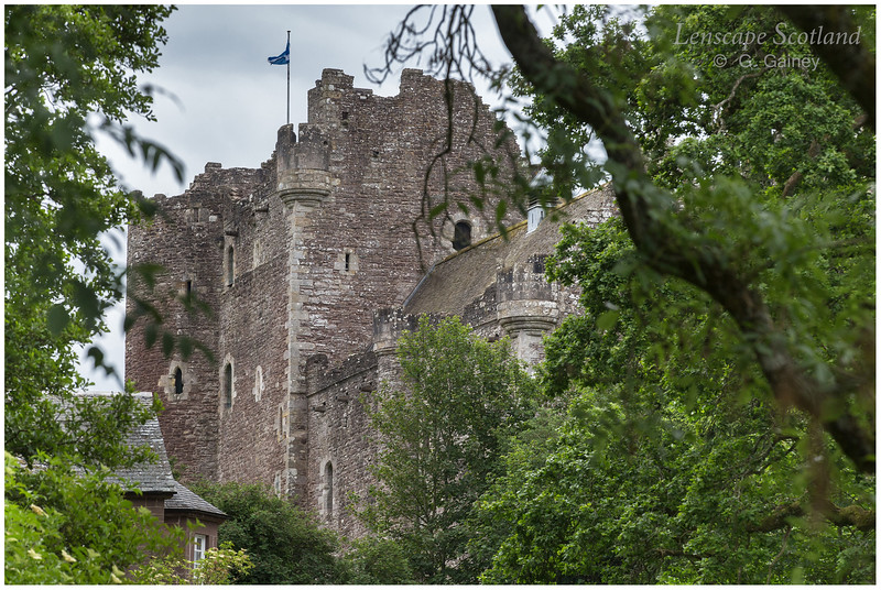 Doune Castle, Stirlingshire