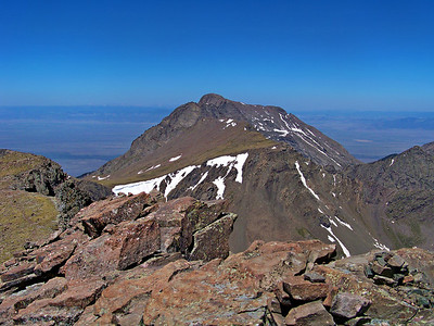 Kit Carson Peak & Challenger Point, Sangre de Cristo Range