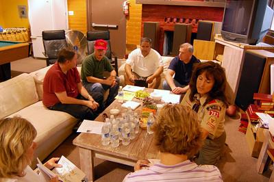 6/11/2007 - Troop Meeting