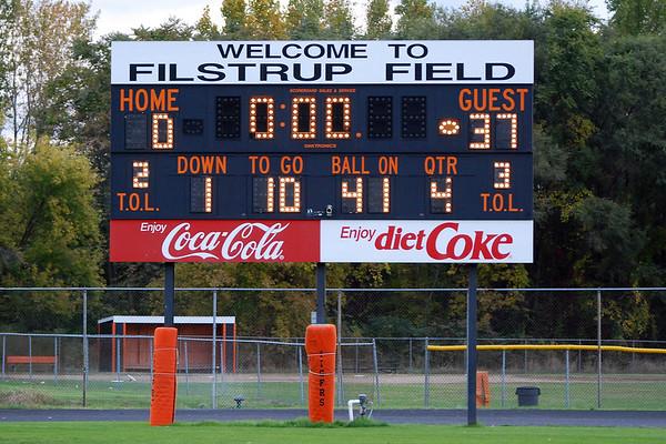 10-24-13 Freshmen [37] vs Benton Harbor [0]