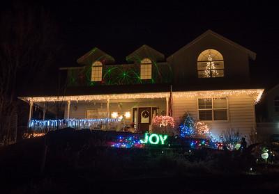 2016 SusanvilleStuff Holiday Light Gallery