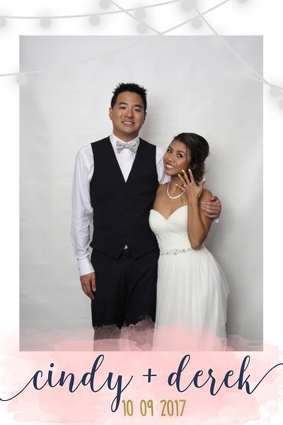 Cindy & Derek's Wedding