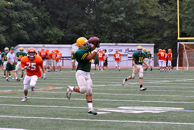 25 August - Mt Lakes Scrimmage