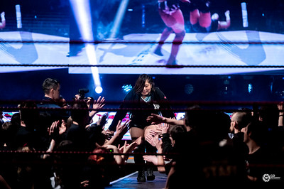 Yuu & Killer Kelly vs. Toni Storm & Wesna