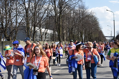 International March of the Living, Poland