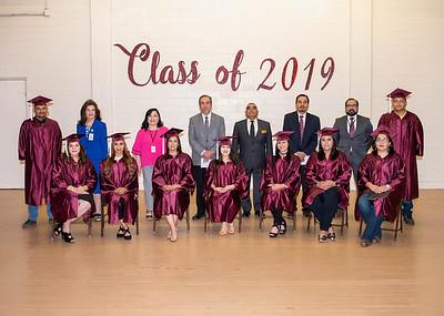 GED Graduation May 30, 2019