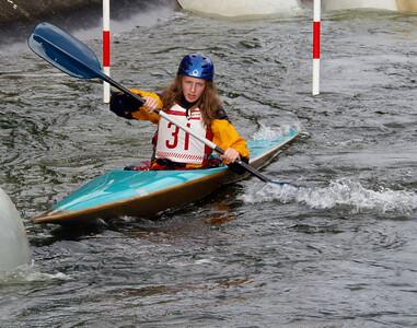 2012 September Cardington Slalom
