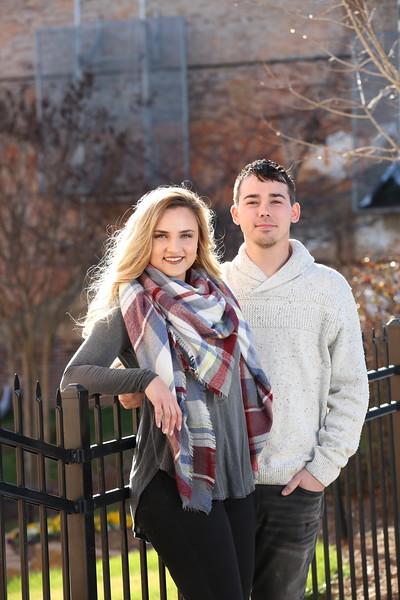 Paige & Devon