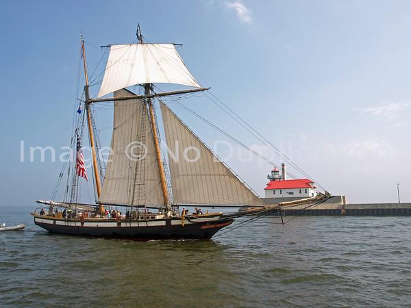 2011 July TALL SHIPS