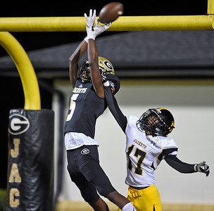 Greer vs Union County Football