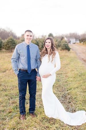 Jocelyn and Joseph Maternity