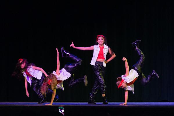 Dance Team - Downtown