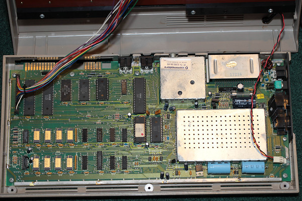 Commodore 64 Teardown