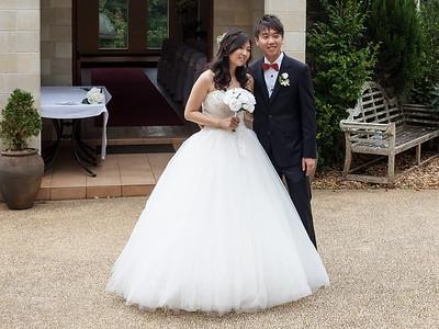 Hana and Aaron Wedding