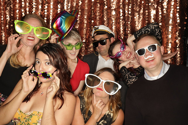 12/08/18 - Clarivate Holiday Party