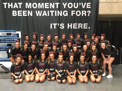 Competition Cheer - Nationals
