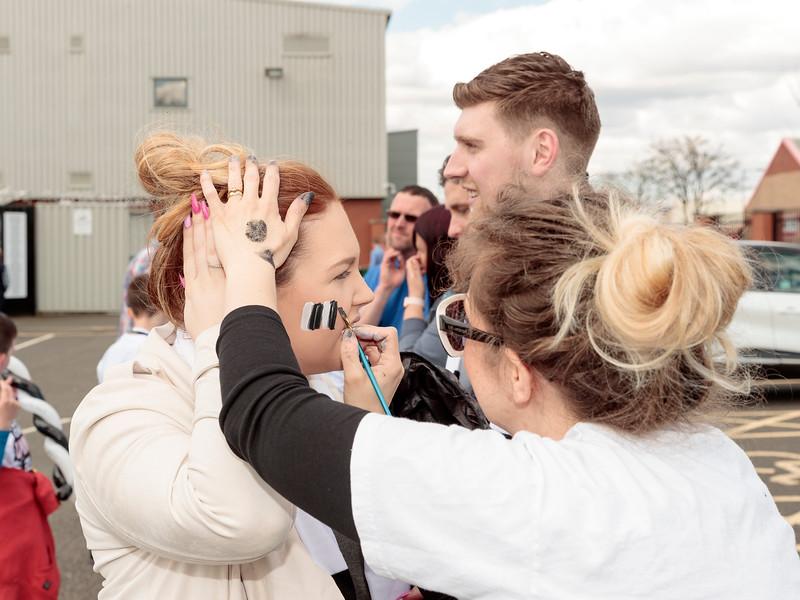 21/04/18 LADBROKES CHAMPIONSHIP ST MIRREN v MORTON THE PAISLEY 2021 STADIUM - PAISLEY