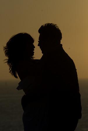 Nick & Lisa Engagement <br> Naples, Laguna Beach, CA