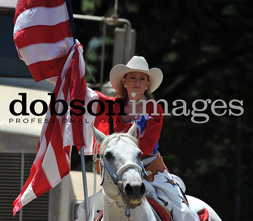 FORTUNA RODEO SUNDAY 2010
