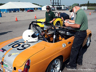 2015 CHGP Test Day Paddock
