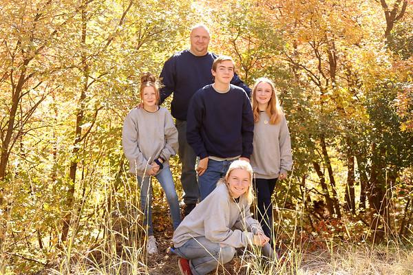 Humphrey Family - Little Cottonwood