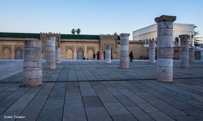 רחבת מסגד חסן הישן רבאט 6.jpg