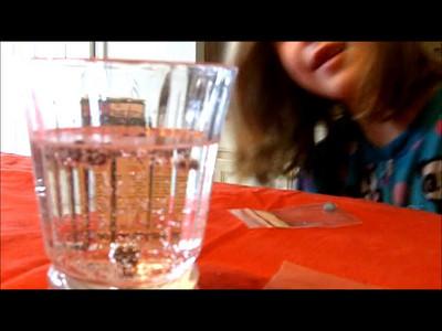 liquids, solids and gases
