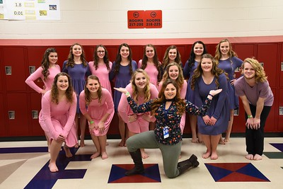 Cloverleaf Winter Guard