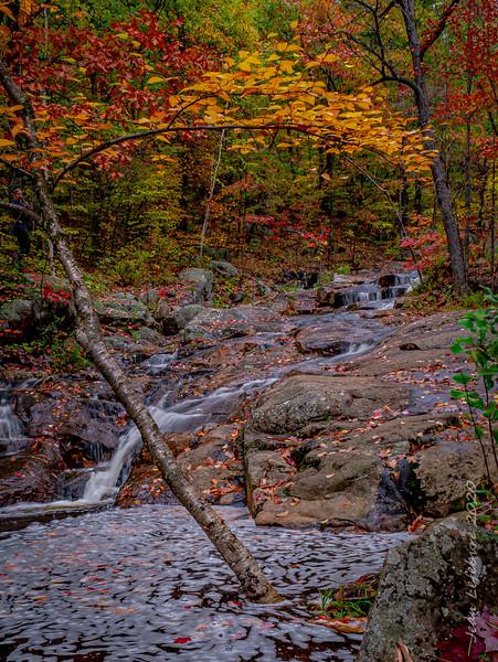 Hiking Luskville Falls