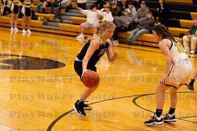 Fredericktown vs Arcadia Valley High School Woman's JV Basketball