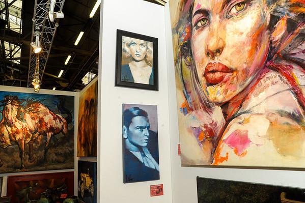 Art Expo PIER 94 April 4,2014