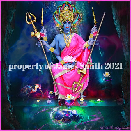 Daveena india goddess