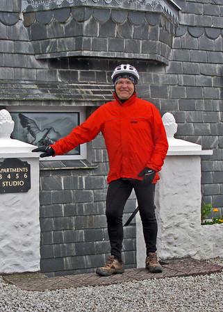 Colin's Land's End to Taunton Bike Tour 2013