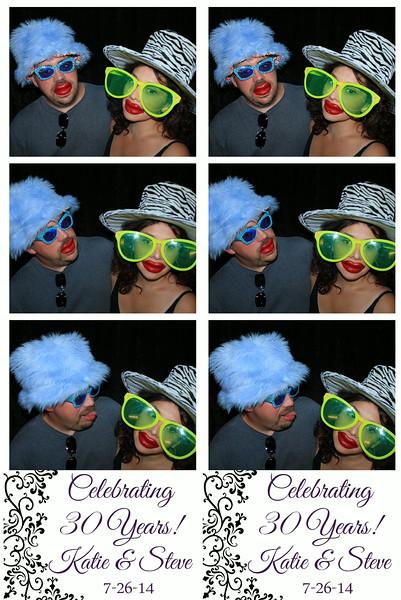 """Katie & Steve """"Celebrating 30 Years!"""""""