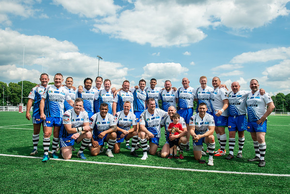 World Legends XV v Derby City Mission Rugby