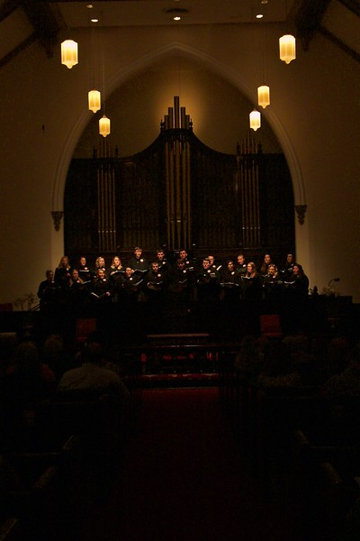 MMC Choir at First United Methodist Church 2019